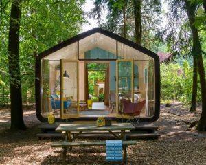 duurzaam natuur hostel Nederland
