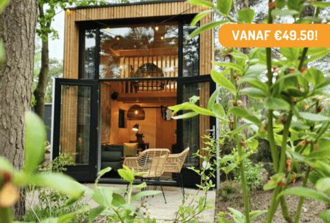 Droomhuisje in Nederland boeken